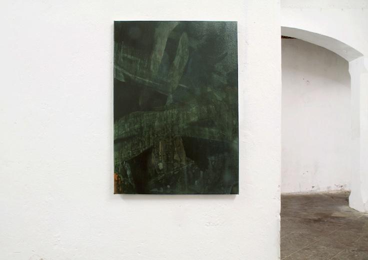 andrea kvas. untitled #47. 70x50cm 2010/11
