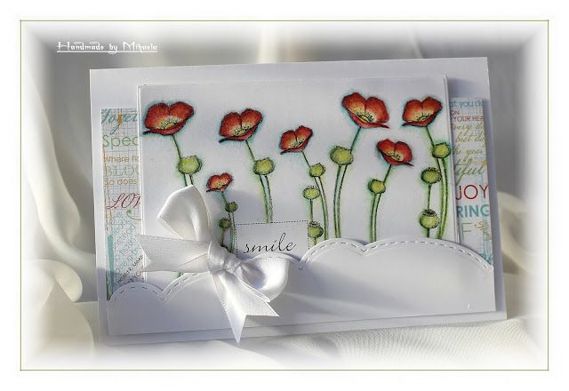 Handmade by Mihaela: Poppies