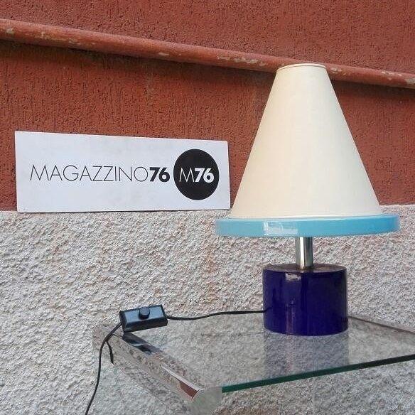 Lampada da tavolo in ceramica Marco Zanini per ceramiche Bitossi 1980 Misure 30x40h Perfette condizioni  #Magazzino76 #viapadova76#M76 #antiquariatoviapadova #nolo #vintageviapadova #nolovintage #antiquariatonolo #tablelamp #floorlamp #modernariatoviapadova #lampadedimodernariato #modernariatonolo #nolodesign #designnolo #designviapadova #lampade #marcozanini #ceramichebitossi #perfettecondizioni #solocoseoriginali #compromodernariato #modernariato #antiquariato #vintage #anni80…