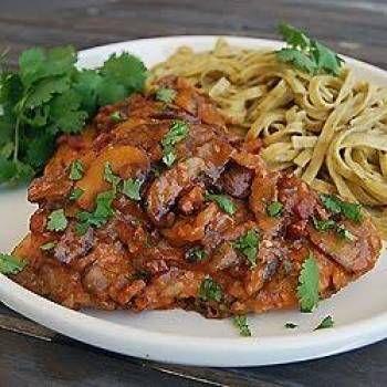 Southwestern Bruschetta Bites Recipe — Dishmaps