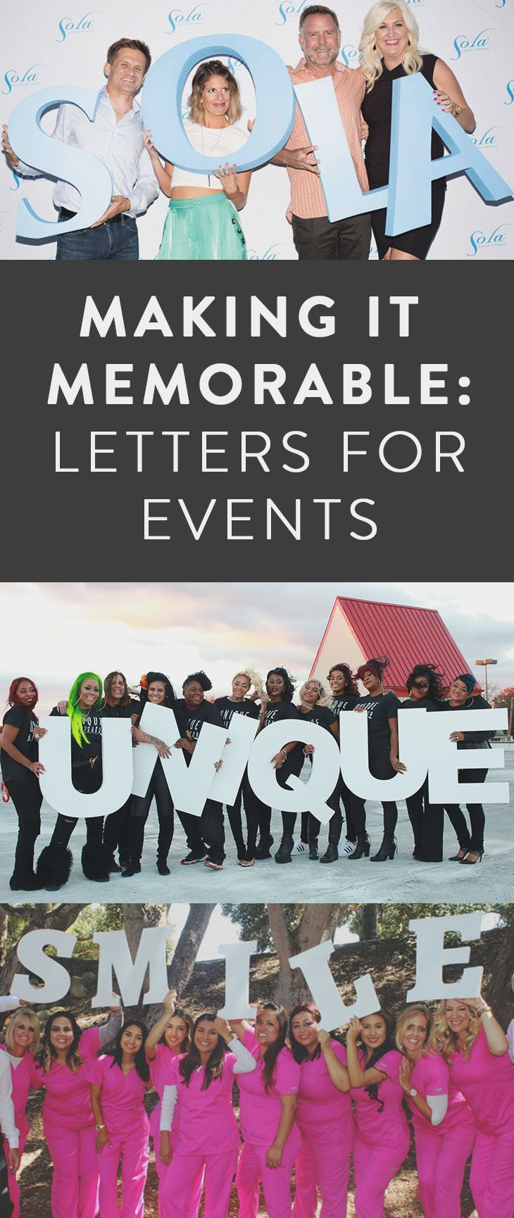 Making It Memorable Letters for Events 12