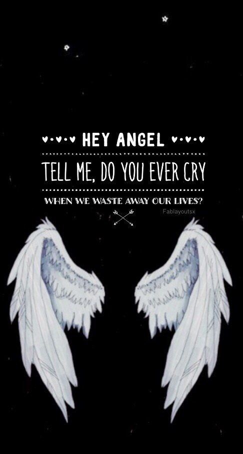 Hey Angel - One Direction