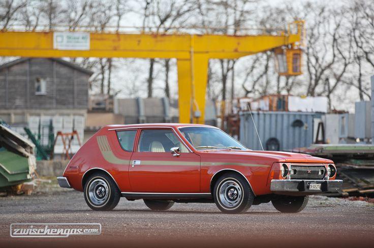 AMC Gremlin - die amerikanische Antwort auf den VW Käfer © Daniel Reinhard #AMCGremlin #AMC #Gremlin #zwischengas #classiccar #classiccars #oldtimer #oldtimers #auto #car #cars #vintage #retro #classic #fahrzeug