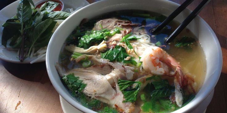 The 11 Best Pho Bowls in SF               It's slightly chilly in SF. What better way to cure the cool-weather blues than with hot, chunky noodle soups? At its most basic, pho is Vietnamese noodle…