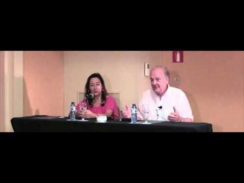 Entrevisa Jean Pierre Garnier Malet Desdoblamiento del tiempo Barcelona - YouTube