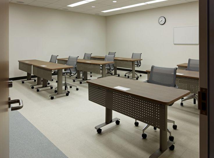 Manhattan Training Room Table | Spec Furniture