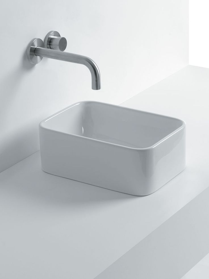 Whitestone Xs Sheer Rectangle Above Counter Basin