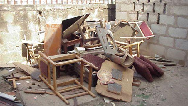 Furniture Disposal (South Africa)