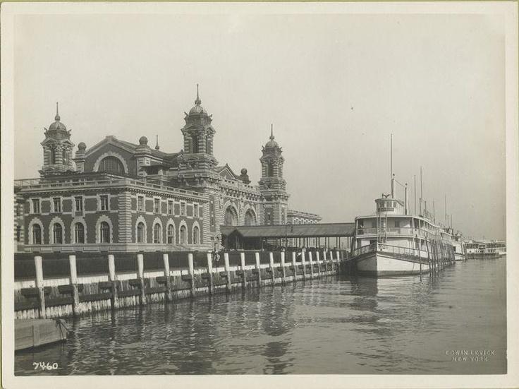 Ellis Island Restaurant New York