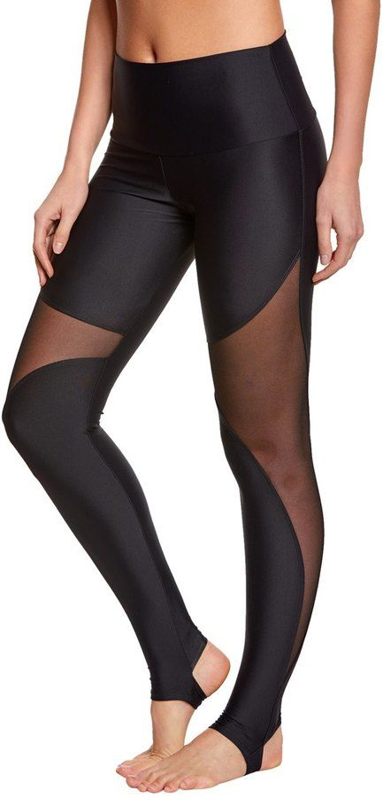 Onzie High Rise Stirrup Yoga Leggings 8151685