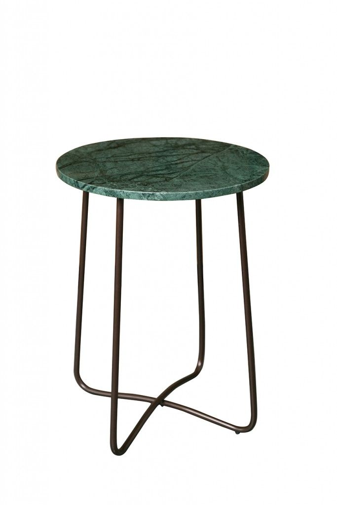Emerald side table from Dutchbone