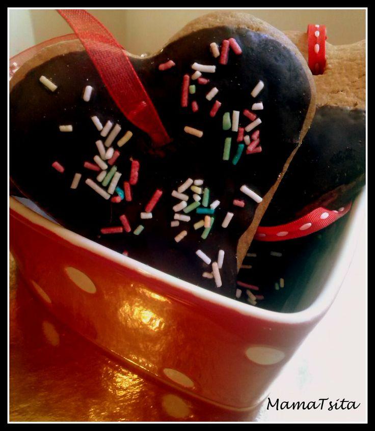My Valentine's day cookies