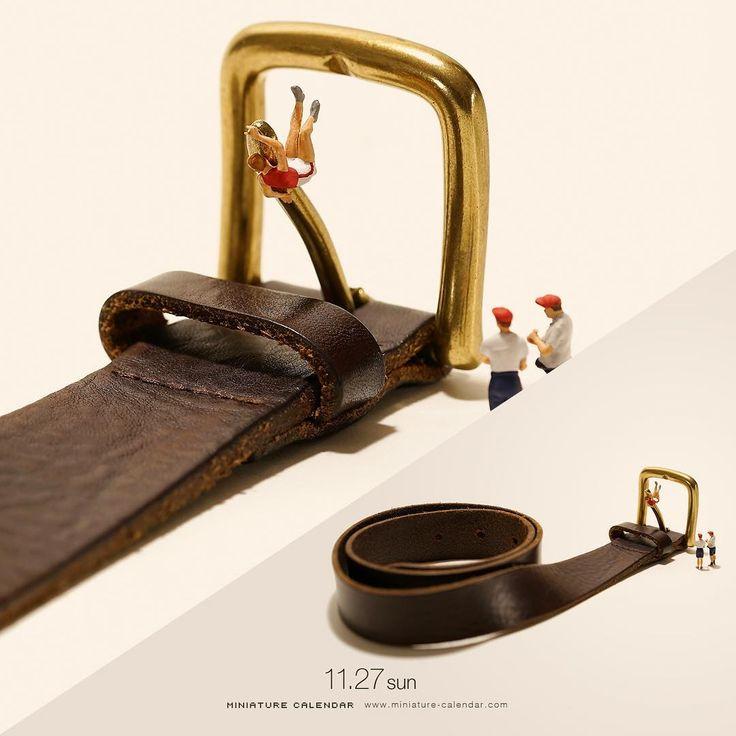 """. 11.27 sun """"Pole belt"""" . ベルトを締めて、気を引き締めて . #棒高跳び #ベルト #PoleVault #Belt —————— #鹿児島で個展開催中 #本日16時ごろより在廊します #詳しくはプロフィールのurlから #銀座でも展覧会開催中"""