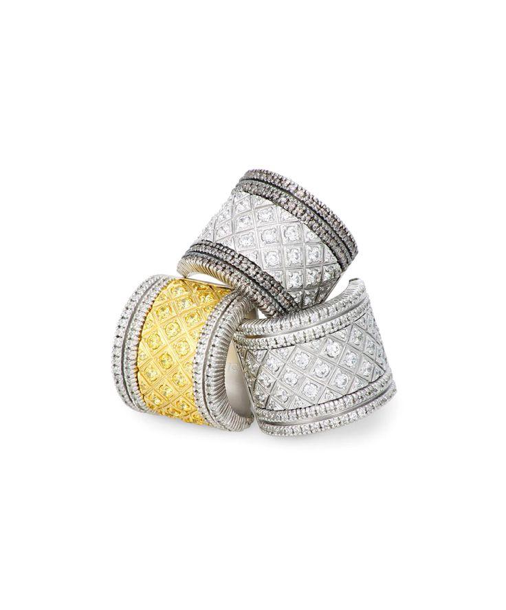 Jenna Clifford Designs   Renaissance � Rings