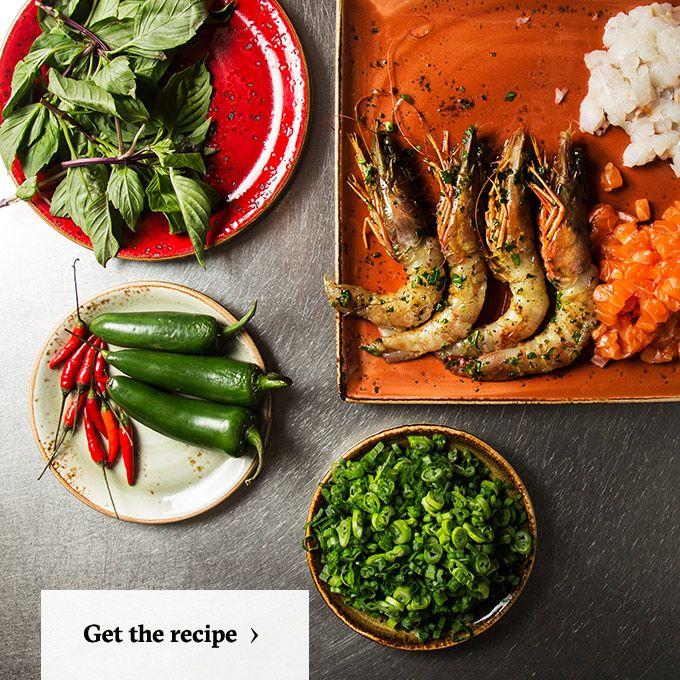 Recipe: Moqueca (Brazilian seafood stew)