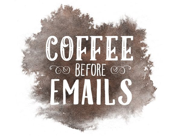 Coffee Before Emails   A Year In Landscape
