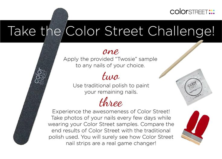 279 Best Color Street 100 Real Nail Polish Strips Images On Pinterest