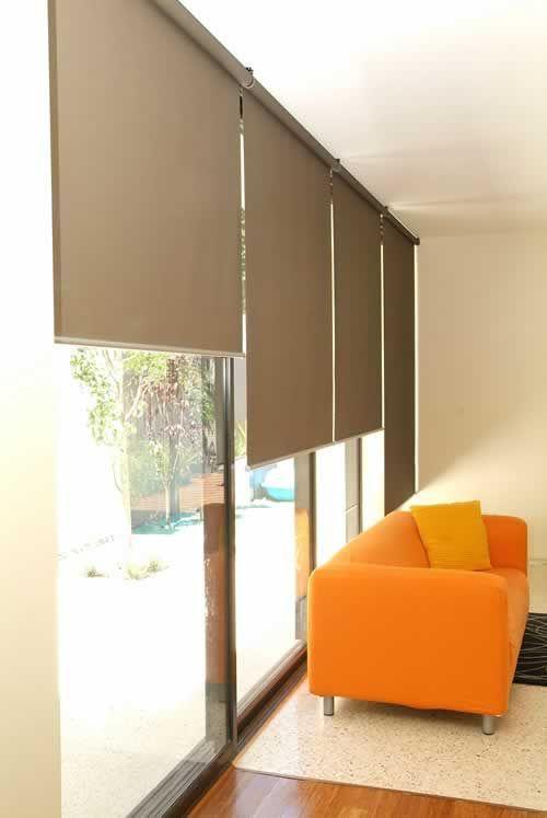 17 mejores imágenes sobre diseños de cortinas modernas para salón ...