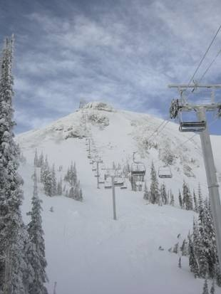 Ski Canada: The new Polar Peak Chair at Fernie