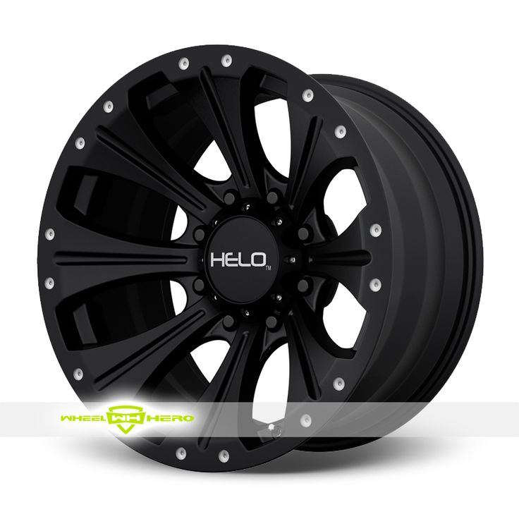 Helo HE901 Black Wheels For Sale & Helo HE901 Rims And Tires