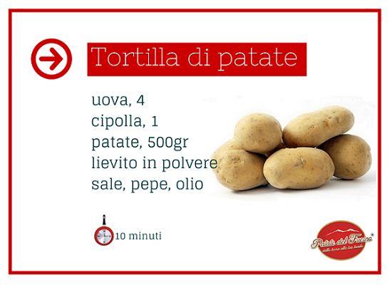 Che ne dite di cubetti di Tortilla con patate come antipasto?   Ecco qui la ricetta > http://bit.ly/tort-patate