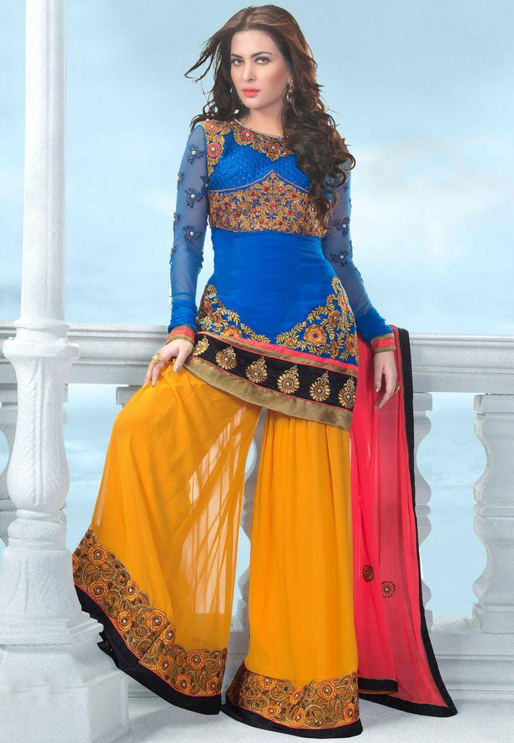 Blue dress online purchase – Woman art dress