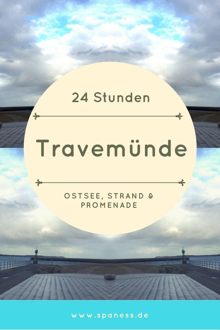 Geschenk Idee ostseeurlaub Travemünde Travel Tipps - 24 Stunden in Travemünde an der Ostsee.