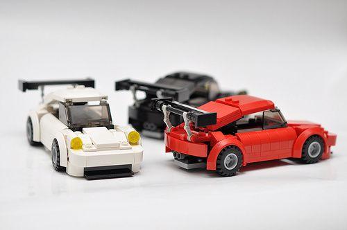 Lego Sports Car Porsche 911
