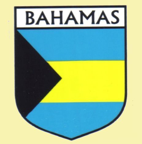 For Everything Genealogy - Bahamas Flag Country Flag Bahamas Decals Stickers Set of 3, $15.00 (http://www.foreverythinggenealogy.com.au/bahamas-flag-country-flag-bahamas-decals-stickers-set-of-3/)