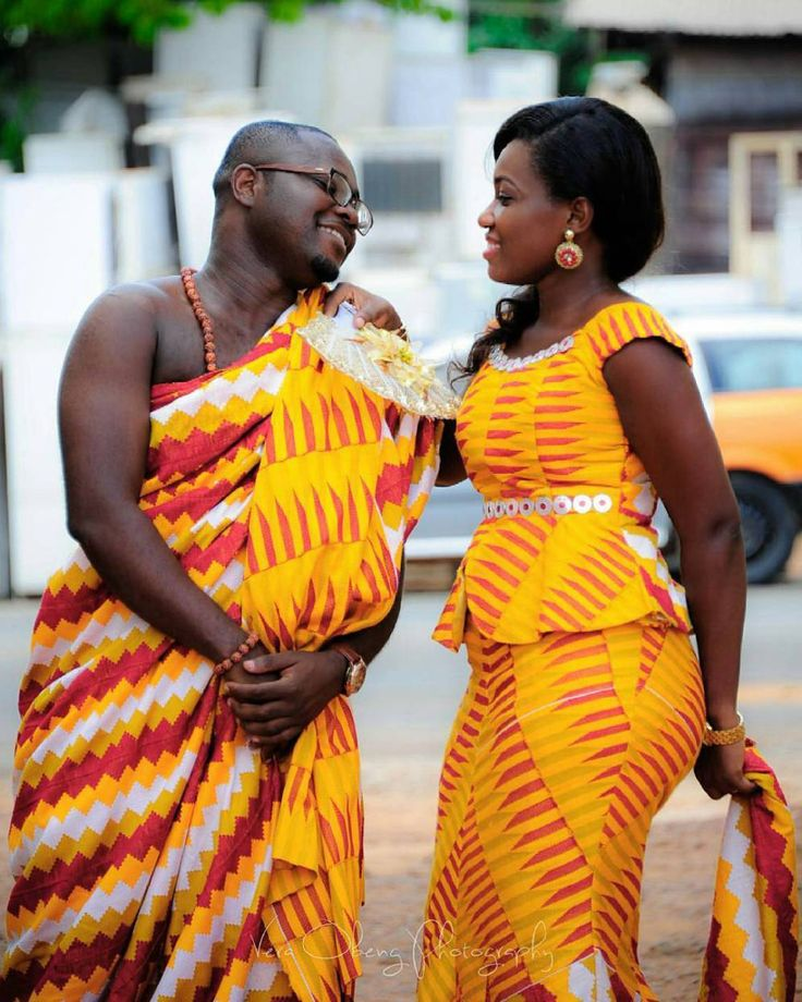 Browse through the best Ghana Kente Styles on the internet. Find images of kente dress styles for wedding, engagement, graduation, church, and any occasion.