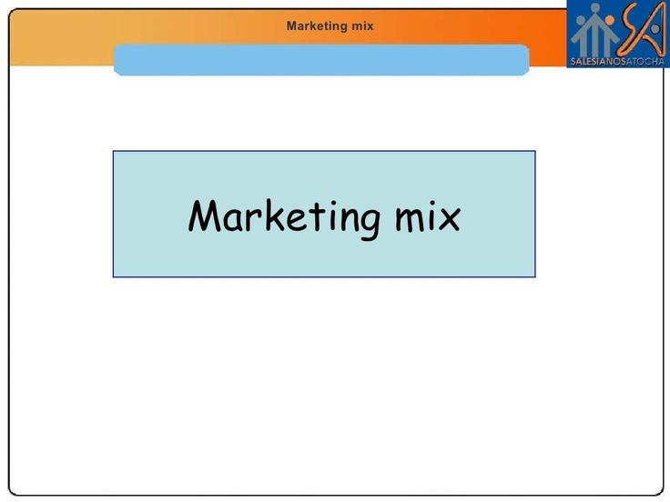 tema-8-marketing-mix by Marta Montero (Salesianos Atocha) via Slideshare