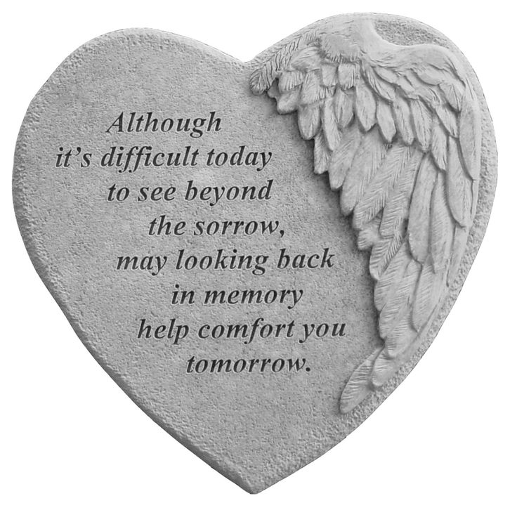 Memorial Tattoo Heart With Wings And Quote: Heart Shaped Angel Wings Tattoo