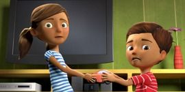 Lesson 10: Be Kind and Share  Caleb and Sophia learn to share. Do you?  Become Jehovah's Friend | Animated Videos
