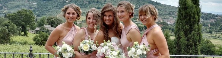 Spring wedding in Cortona, Tuscany www.tuscantoursandweddings.com