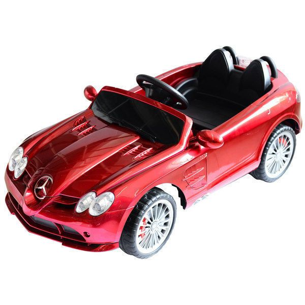 electric cars for kids toddlers to ride in remote toy riding mercedes benz red