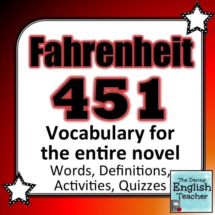 literary devices in fahrenheit 451