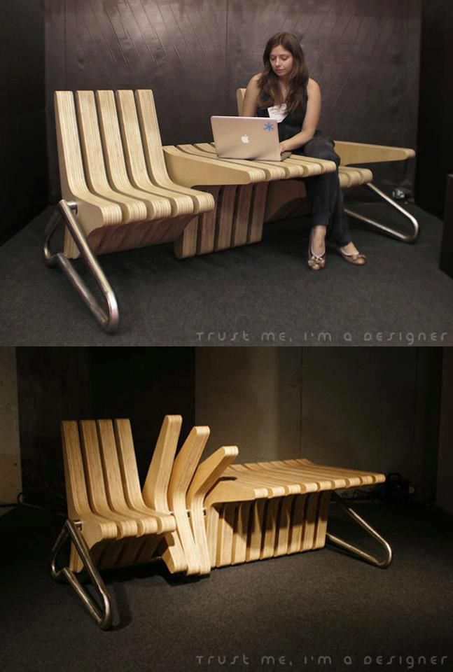 DESIGNER INSPIRATION  eco furniture of the future