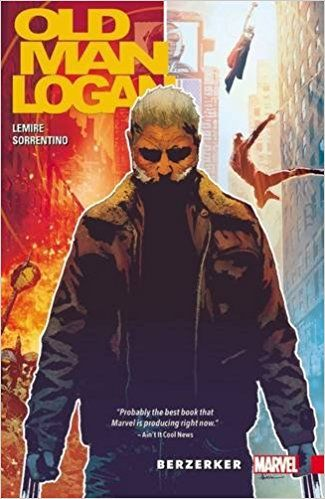 Wolverine: Old Man Logan Vol. 1 - Berzerker: Amazon.co.uk: Jeff Lemire, Andrea Sorrentino: 9780785196204: Books