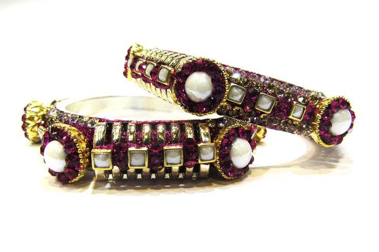 online bangles  designer bangles & jewellery  FREE SHIPPING |FREE COD | EASY RETURN Click - http://rajranibangles.com