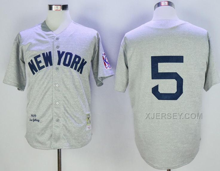 buy online 5a25e 98371 mens new york yankees 4 lou gehrig 1939 white throwback jersey