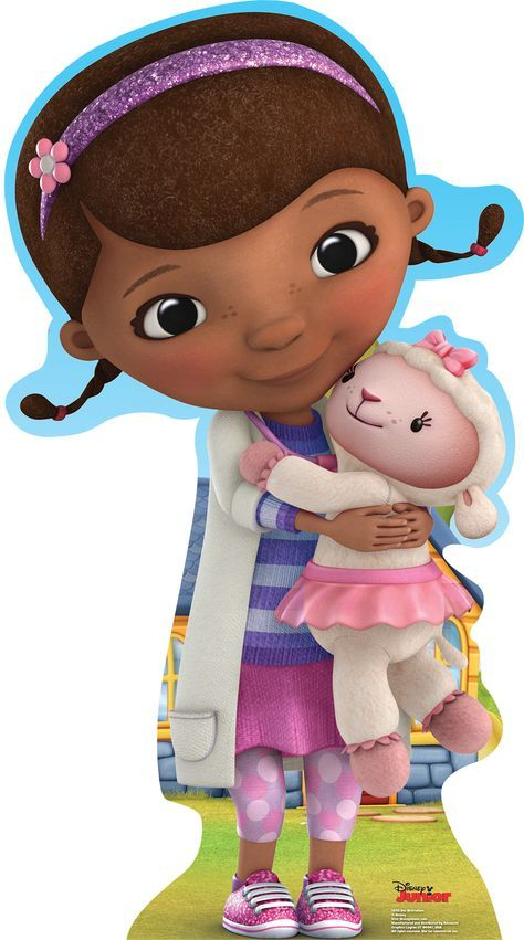 Disney Doc McStuffins - Disney Junior Cardboard Stand-Up