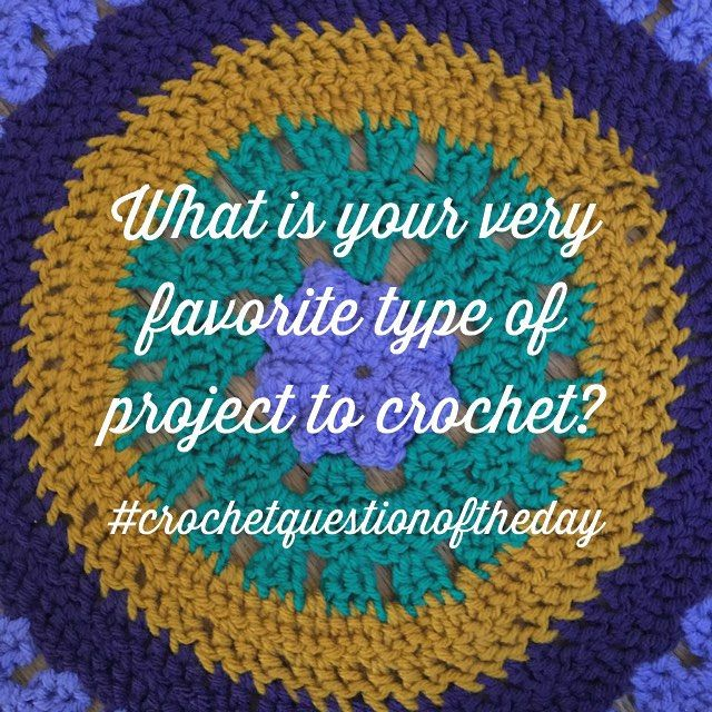 Crochet Questions : about Crochet Question of The Day on Pinterest Crafting, Crochet ...