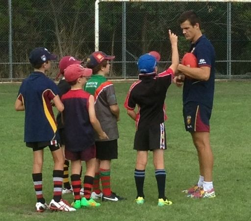 Fantastic news for our Football participants in Queensland – JED ADCOCK will be our guest coach bringing 10+ years AFL experience to our camp this winter! Set to play 200 games at the Brisbane Lions this season Adcock will be sharing his best tips with the participants of our footy camp in Upper Mount Gravatt. To our past participants, contact us on 1300 914 368 for an exclusive 20% discount!