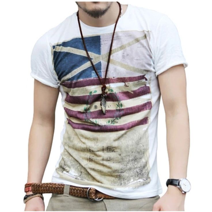 Plus Size 2017 New Mens Summer Tops Tees Short Sleeve t shirt Man Men's T shirt  Brand Fashion Round Neck Shirts White Black Red-in T-Shirts from Men's Clothing & Accessories on Aliexpress.com | Alibaba Group