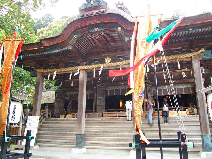 金刀比羅宮の「桜花祭」 Sakura festival in Kotohiragu.