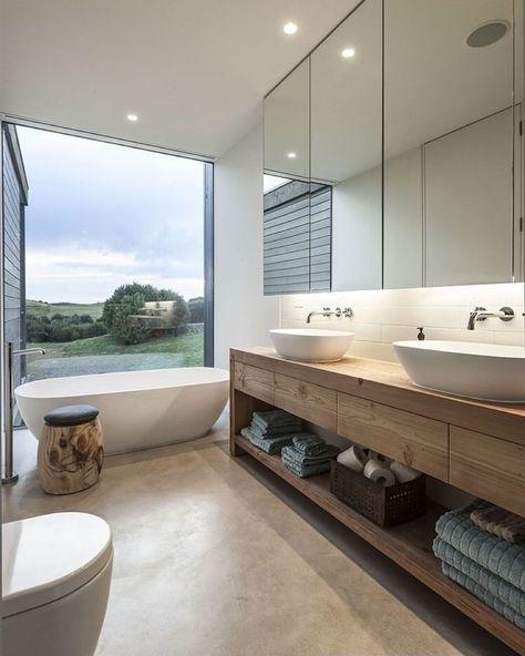 Die besten 25+ Aufsatzbecken fürs badezimmer Ideen auf Pinterest - das moderne badezimmer typische dinge