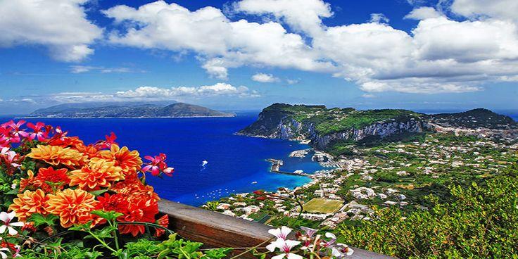 Живописный остров Капри