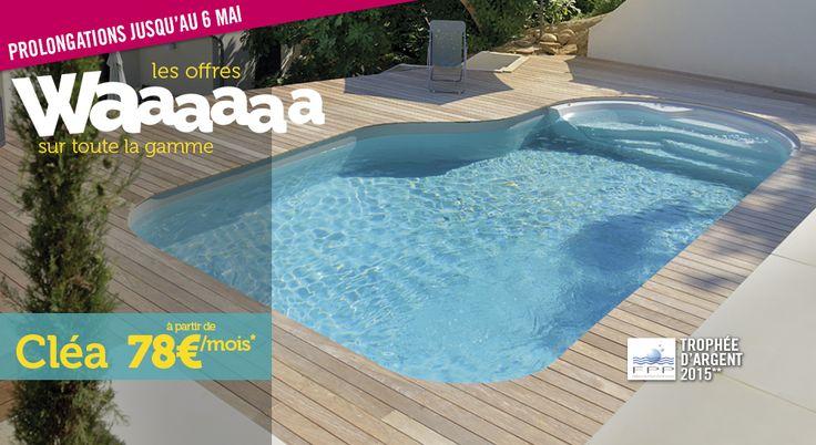 Piscine waterair leader de la piscine en kit piscine for Accessoires piscine waterair