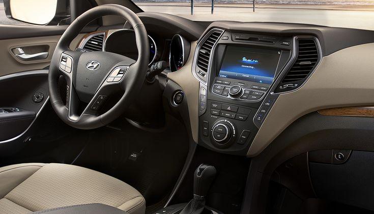 2016 Hyundai Santa Fe – Mid-Size SUV | Hyundai