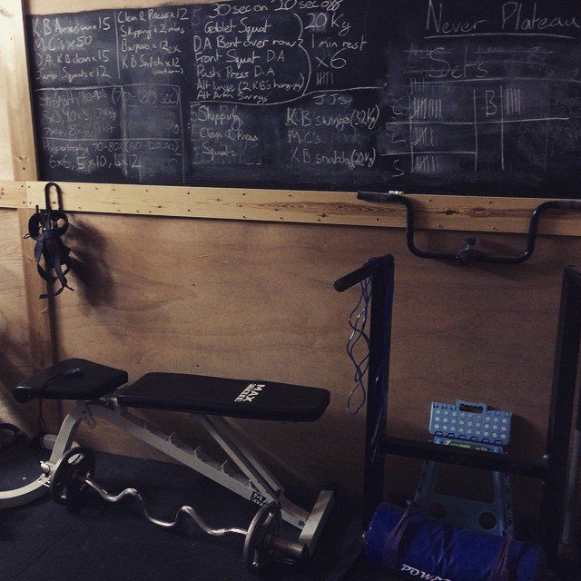 Home Gym In Shed: 1000+ Ideas About Backyard Sheds On Pinterest